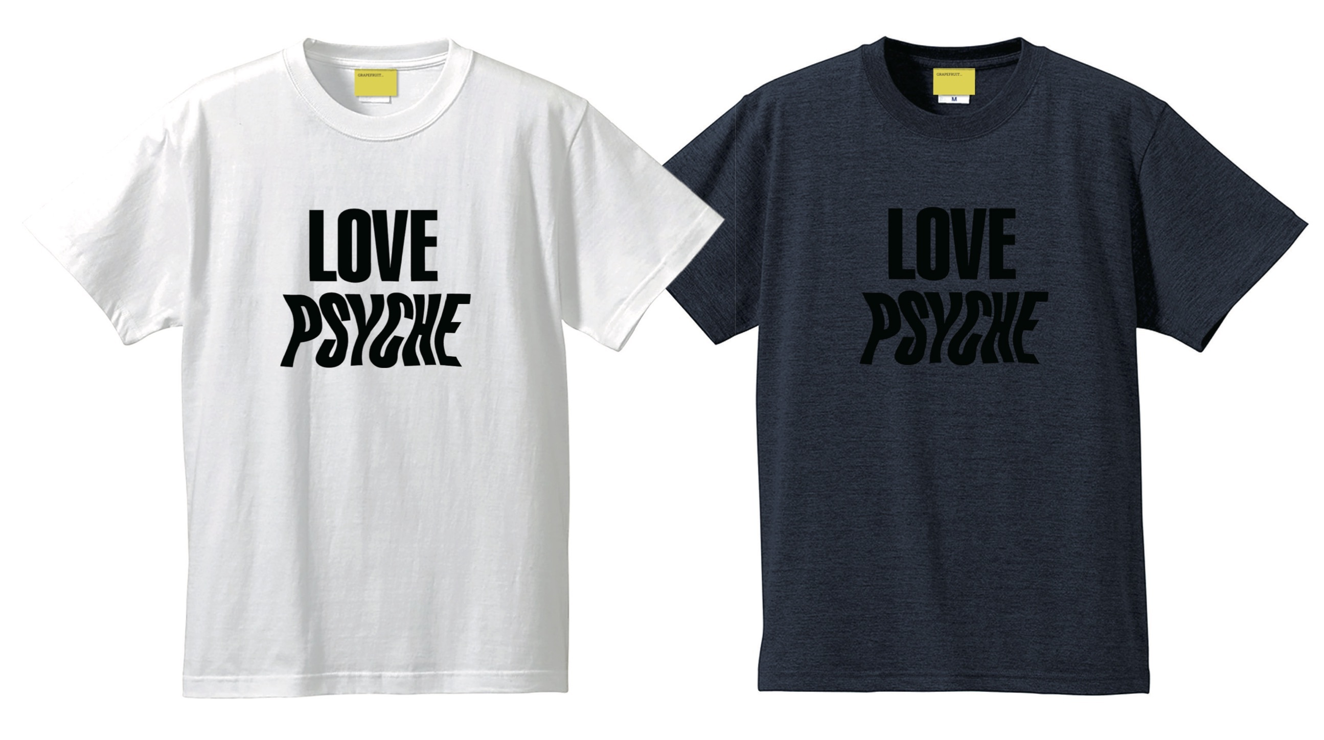 2017 LOVE YOUR LOVE LOVE PSYCHE Tシャツ