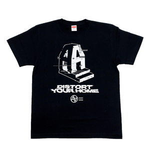 AA= DISTORT YOUR HOME TEE