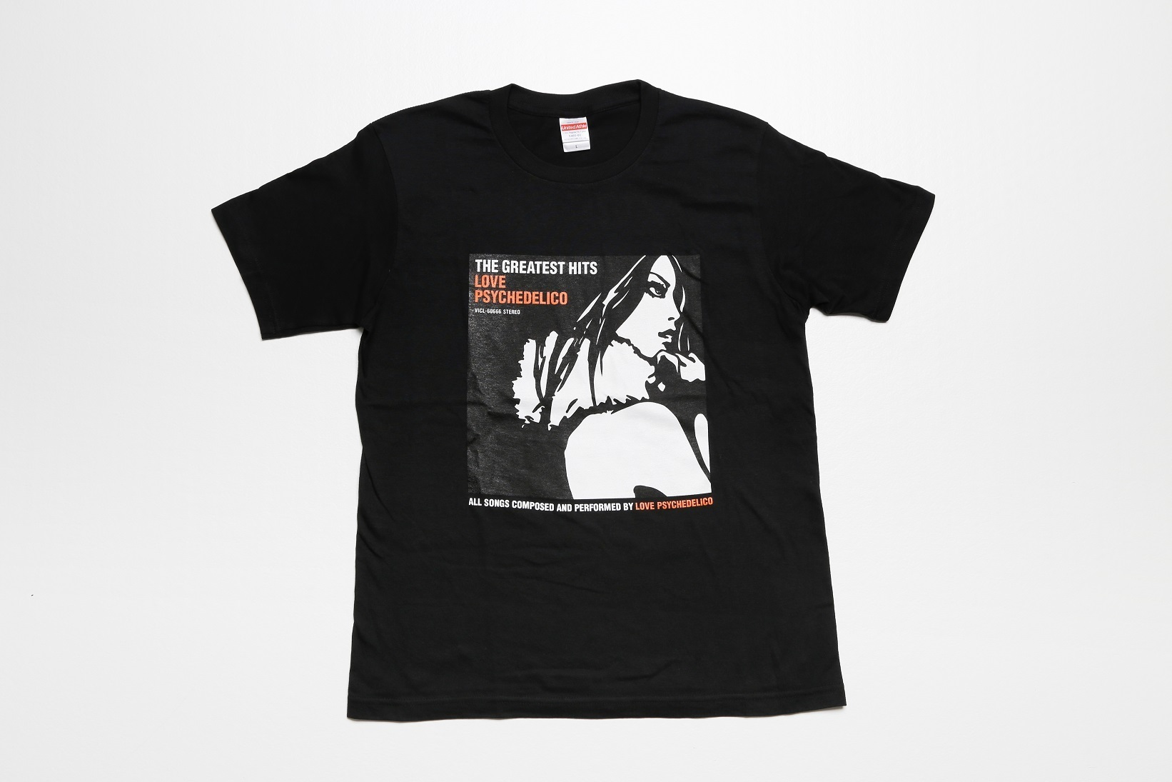 LIVE THE GREATEST HITS 2020 Tシャツ・JACKET Ver.