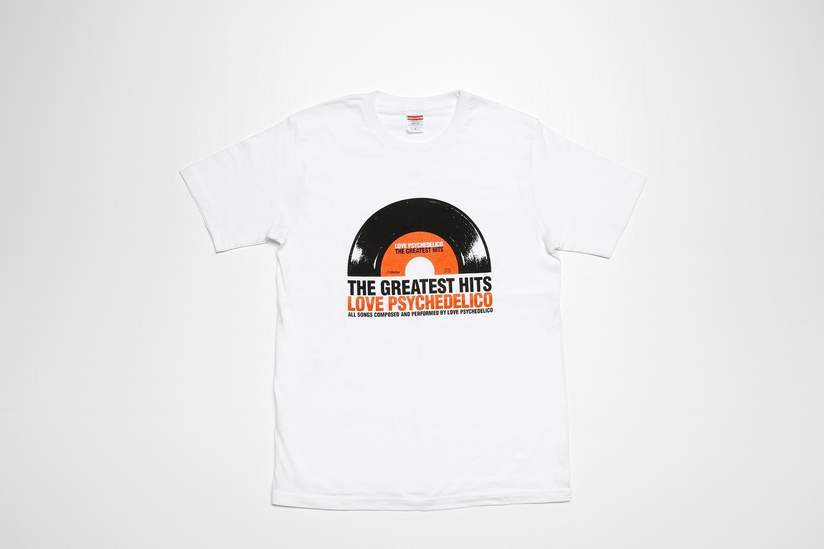 LIVE THE GREATEST HITS 2020 Tシャツ・DISC Ver.