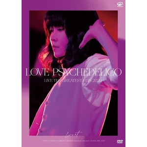 「LIVE THE GREATEST HITS 2020」DVD